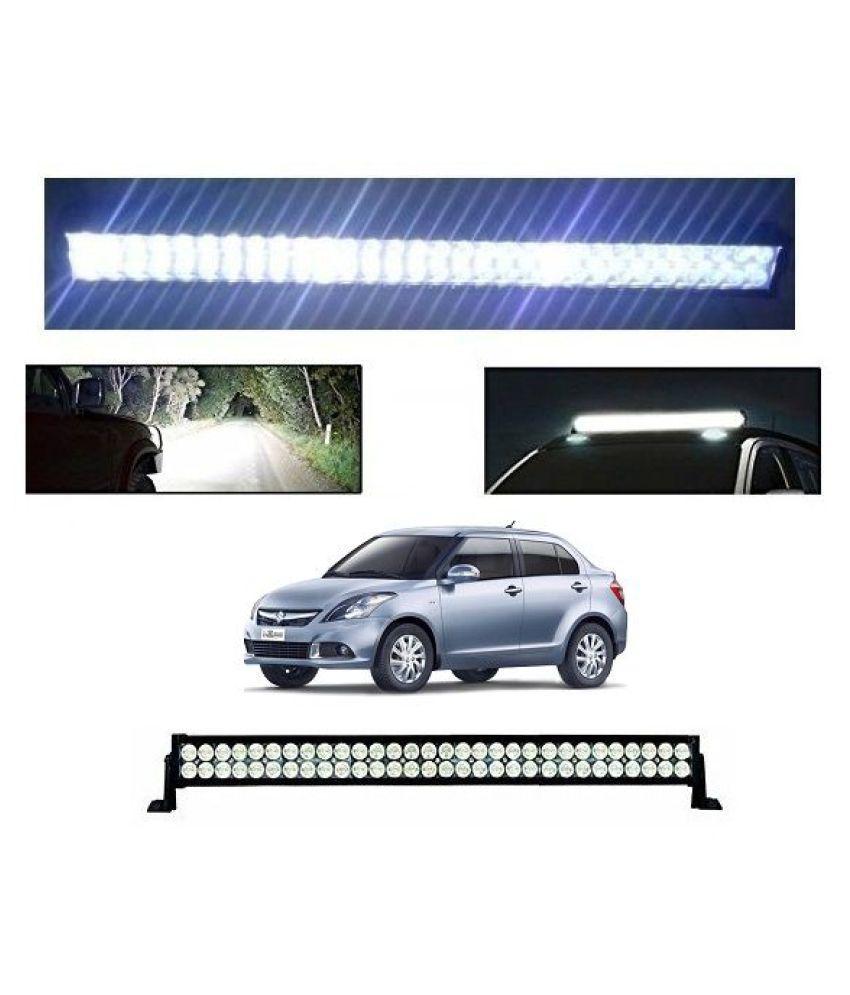 Neeb Traders Maruti Suzuki Swift Dzire 2014-2016 Bar New Light Fog Light 22Inch 120Watt