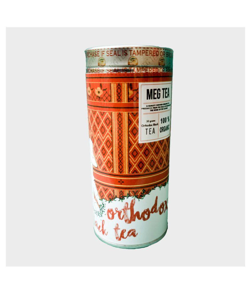 Meg Tea English Breakfast Black Tea Loose Leaf 100 gm