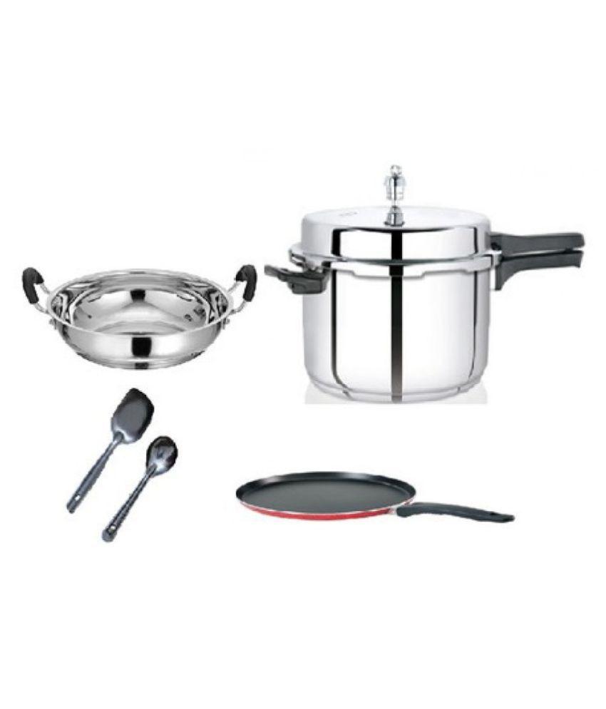 Rajali brand 4 Piece Cookware Set