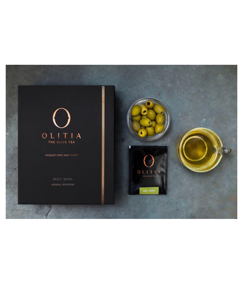 OLITIA Lemongrass Tea Bags 40 gm