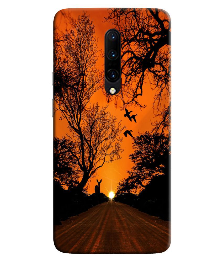 OnePlus 7T Pro Printed Cover By HI5OUTLET