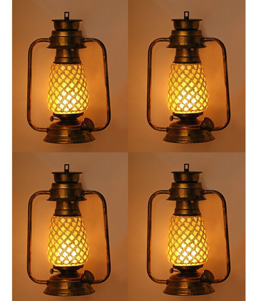AFAST Exclusive Hanging Lanterns 31 - Pack of 4