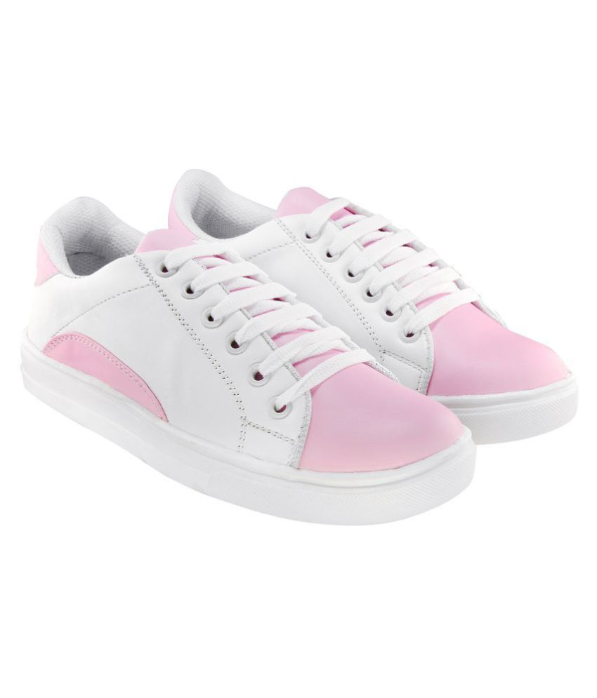 Blinder Pink Casual Shoes