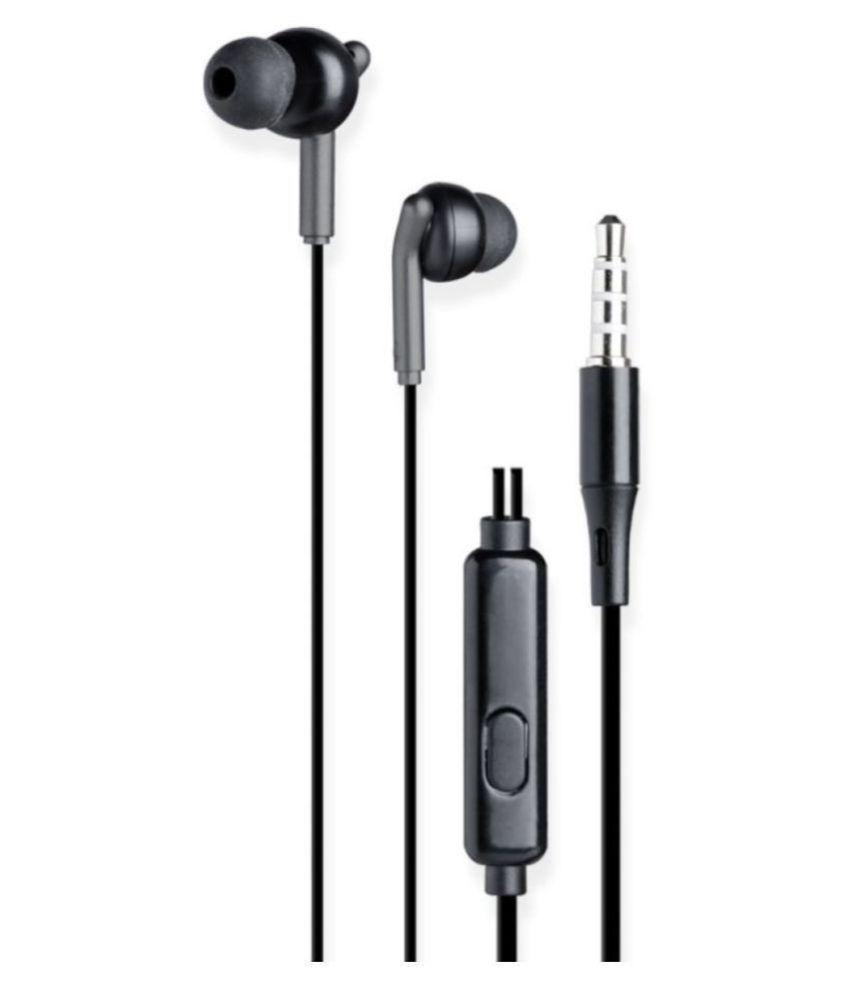 Zebronics zeb bro In Ear Wired With Mic Headphones/Earphones