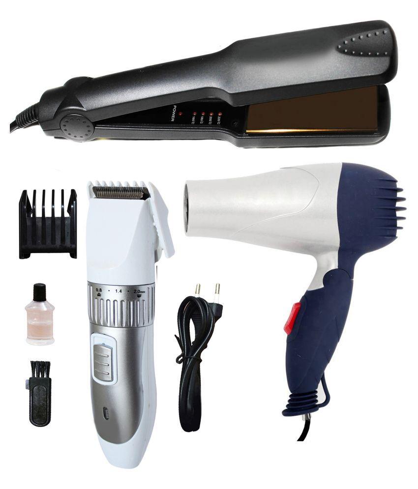 Retails Infinity 9020+329+1290 Hair Straightener ( Multi )