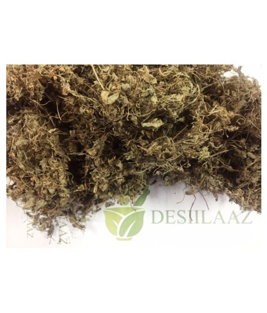 Desiilaaz DRY BRAHMI BOOTI / BACOPA MONNIERI  Raw Herbs 250 gm Pack Of 1