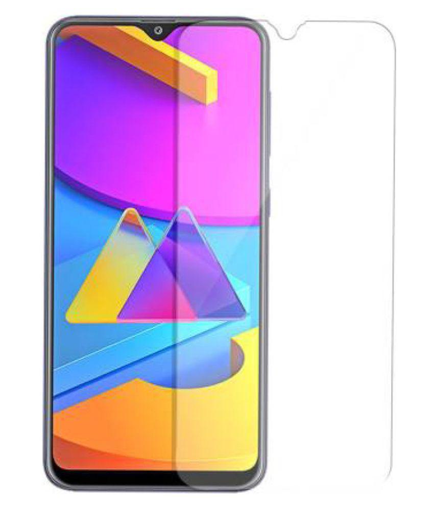 Samsung Galaxy M10s Tempered Glass Screen Guard By PAV