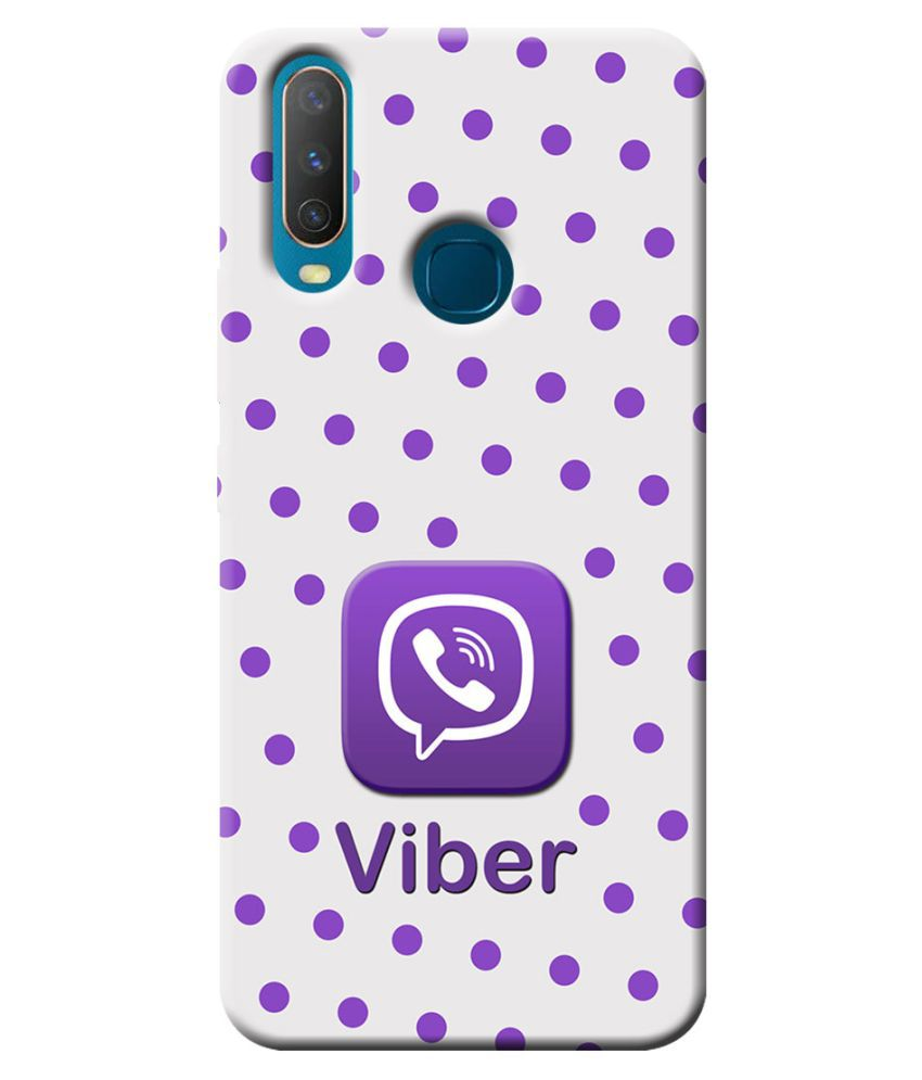 Vivo U10 Printed Cover By Cellmate Designer Premium Back Cover