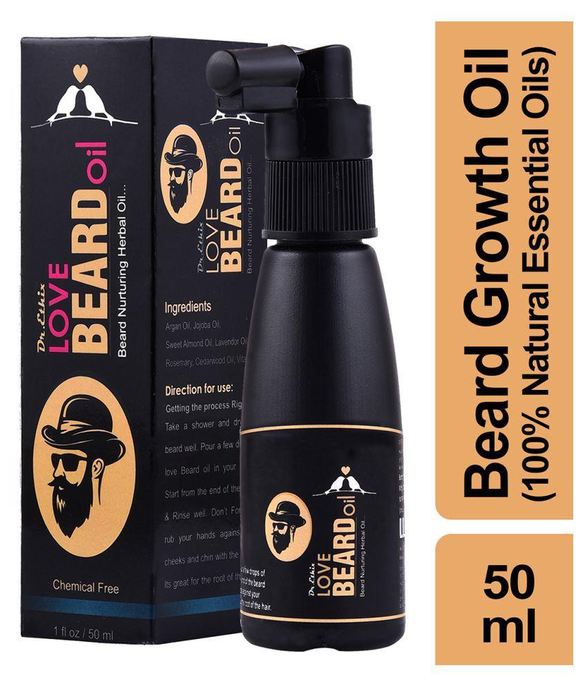 Dr.Ethix Love Beard Oil (ArganOil) 50 ml