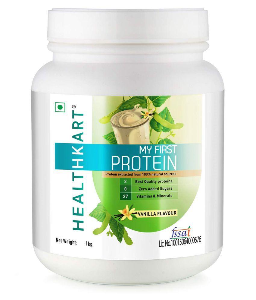 HealthKart My First Protein Beginners Protein 1 kg