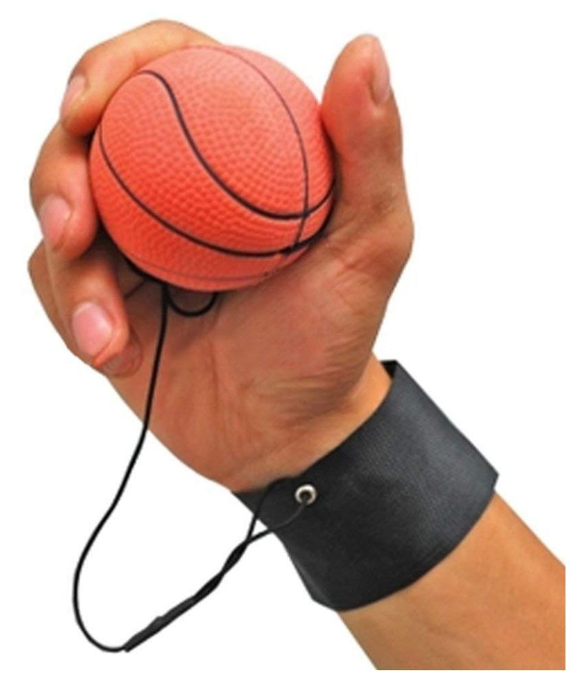 Wrist Ball Game for Kids, Yoyo Ball, Return Ball, Bounce Ball Gift for Kids Birthday Party and Return Gift ( Pack of 1 )