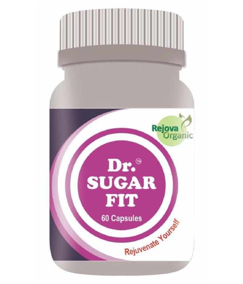 Dr Sugar Fit - Capsule 60 no.s Pack Of 1