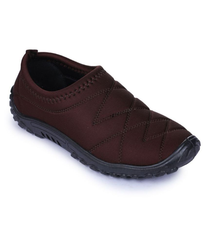Gliders By Liberty Lifestyle Brown Casual Shoes