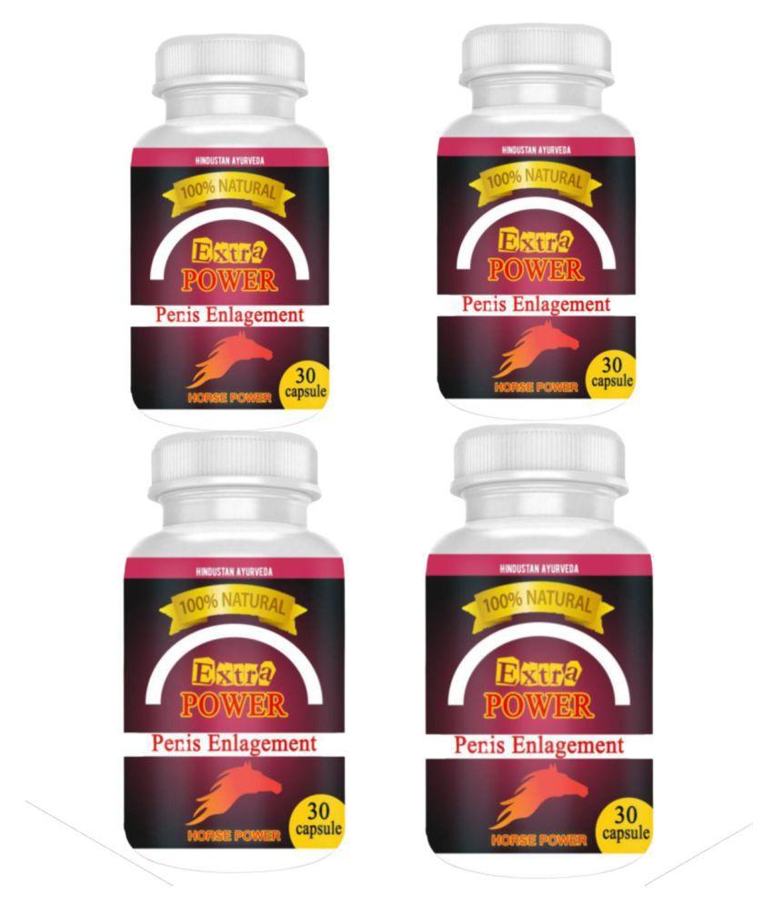 VITARA HEALTHCARE Extra Power Herbal for Man Power Capsule 120 no.s