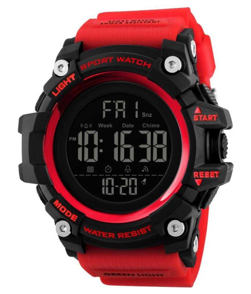 Skmei 1384 Silicon Digital Men's Watch