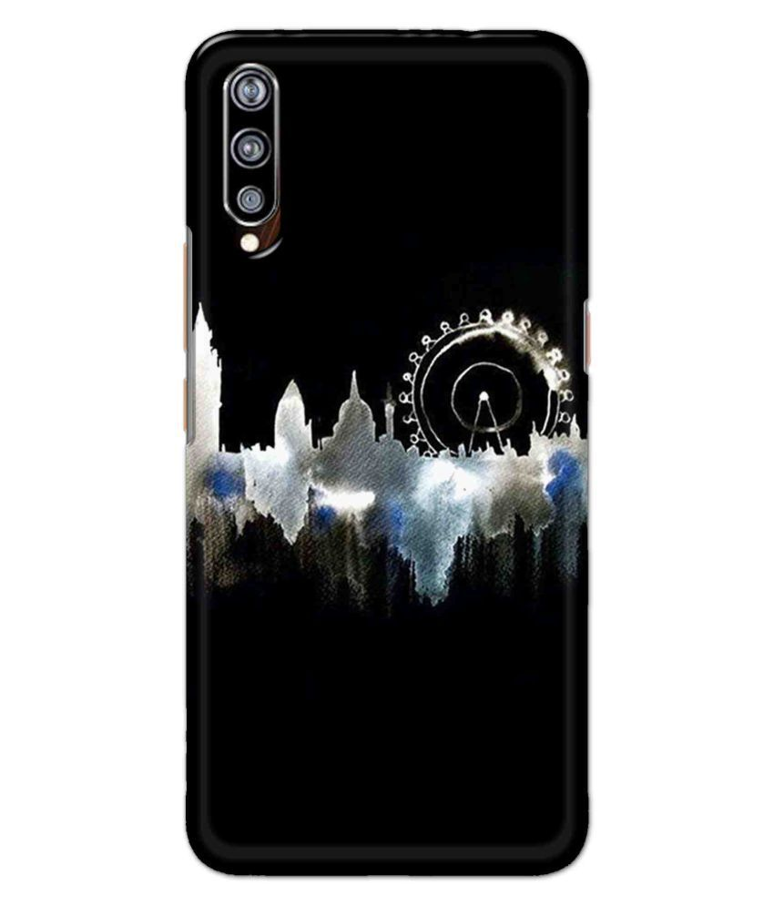 Vivo Z1x Printed Cover By etechnic