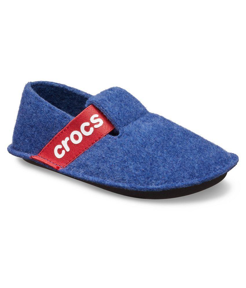 Crocs Classic Boys Blue Slipper