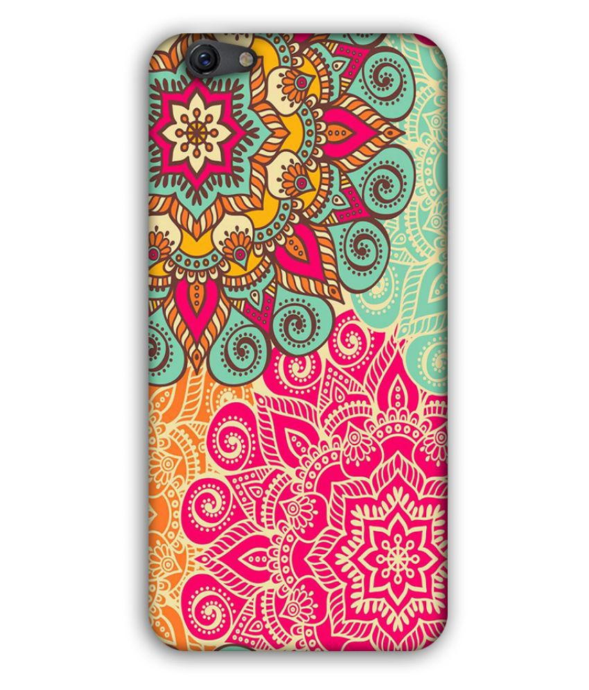 Oppo A83 Printed Cover By Manharry