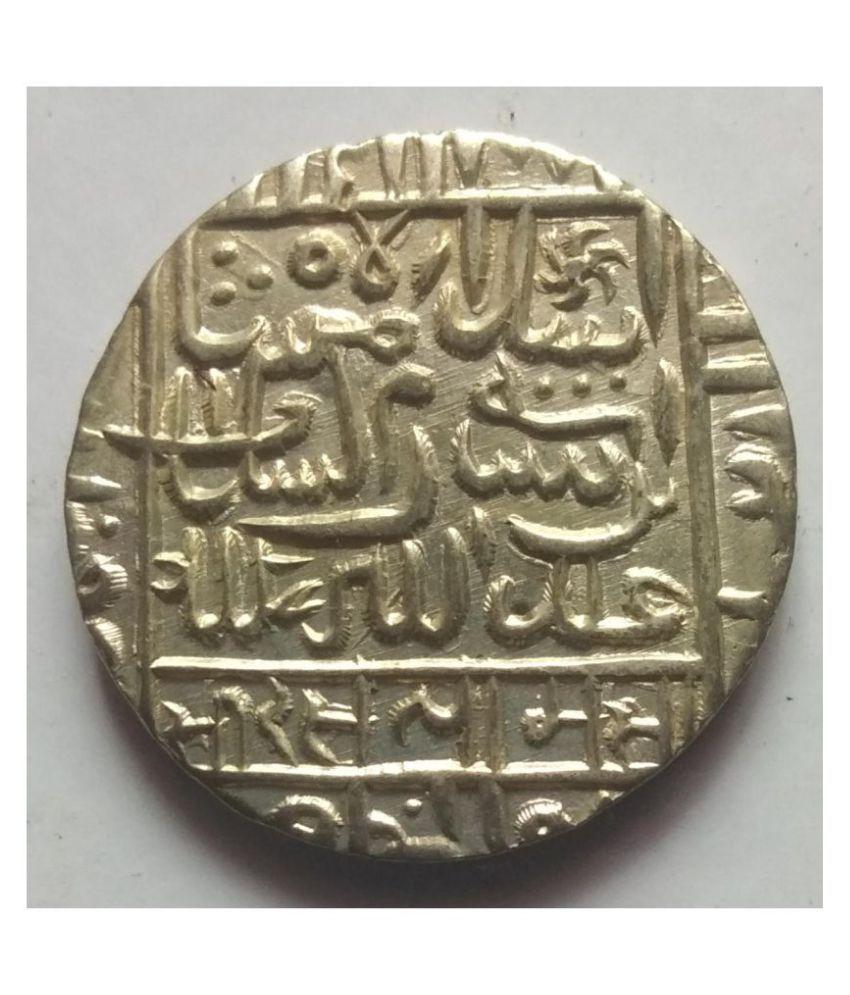 akbar coins india