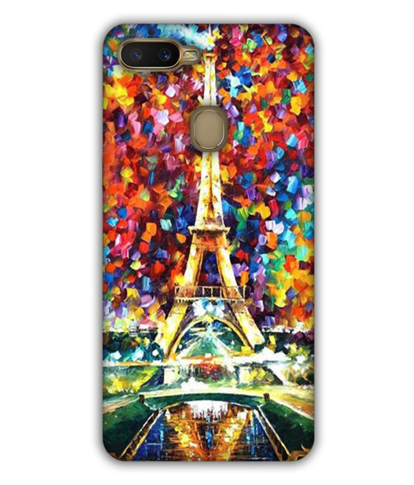 OPPO A5s Printed Cover By Manharry