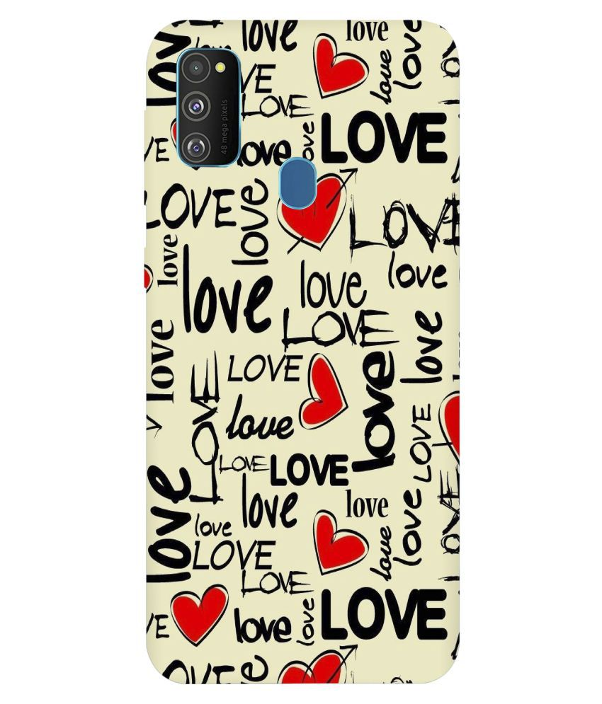Samsung Galaxy M30s Printed Cover By Ashvah