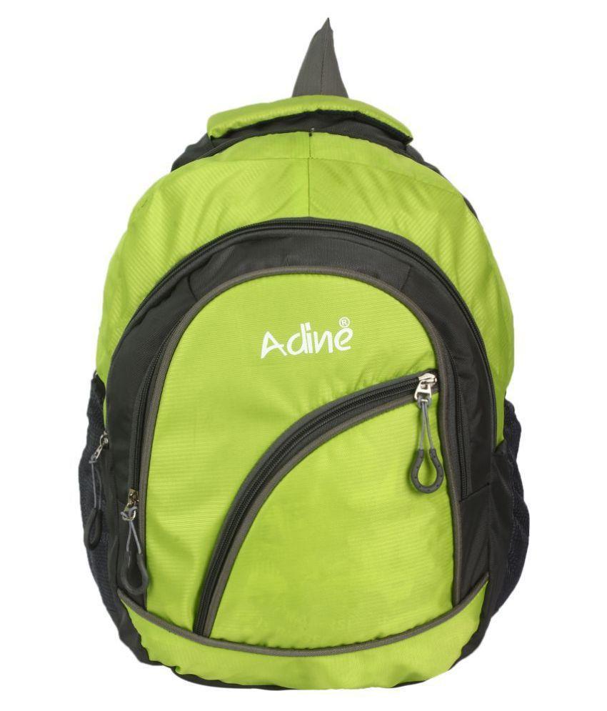 Adine Green Laptop Bags