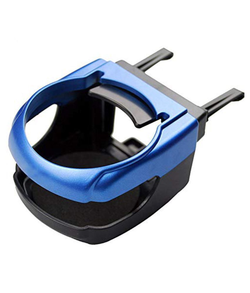 KolorFish Cup & Can Holder for Headrest Blue