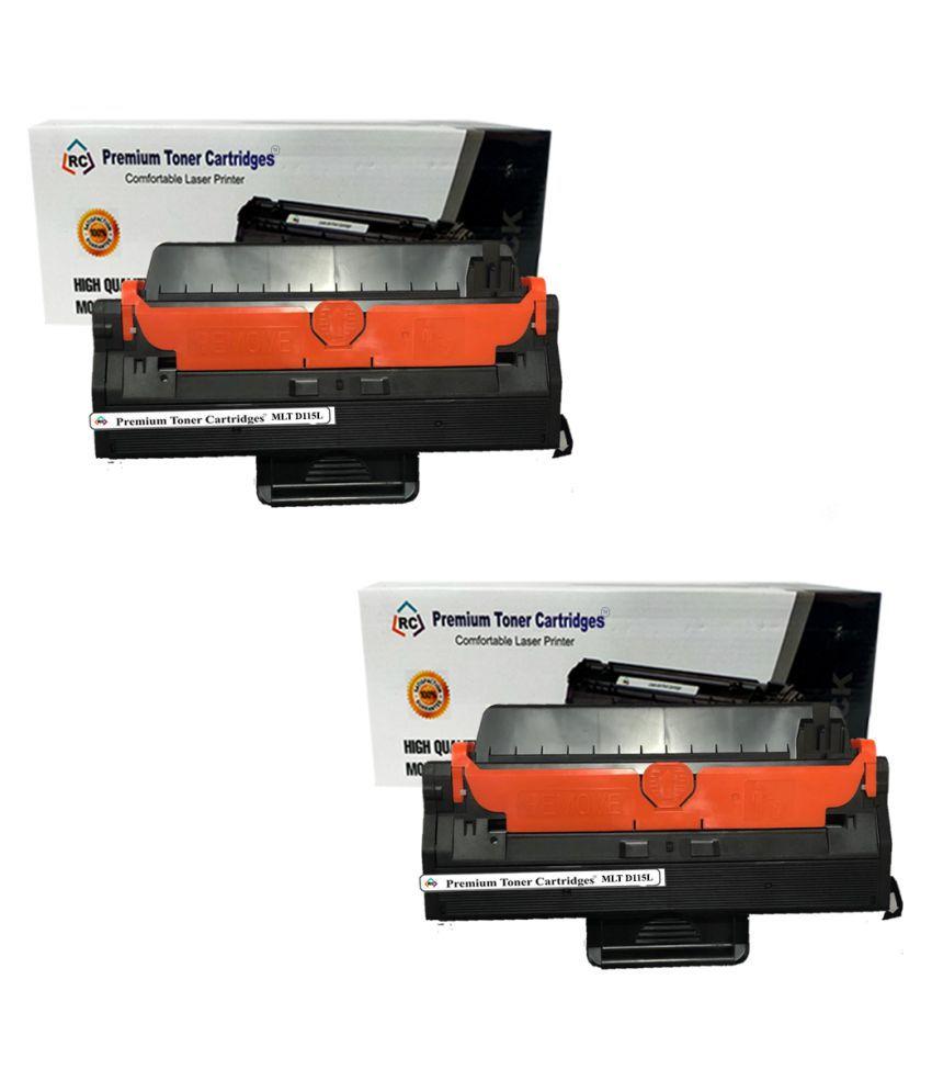 8 Generic 115L Toner For SAMSUNG MLT-D115L SL-M2830DW M2880FW Xpress M2620 M2670