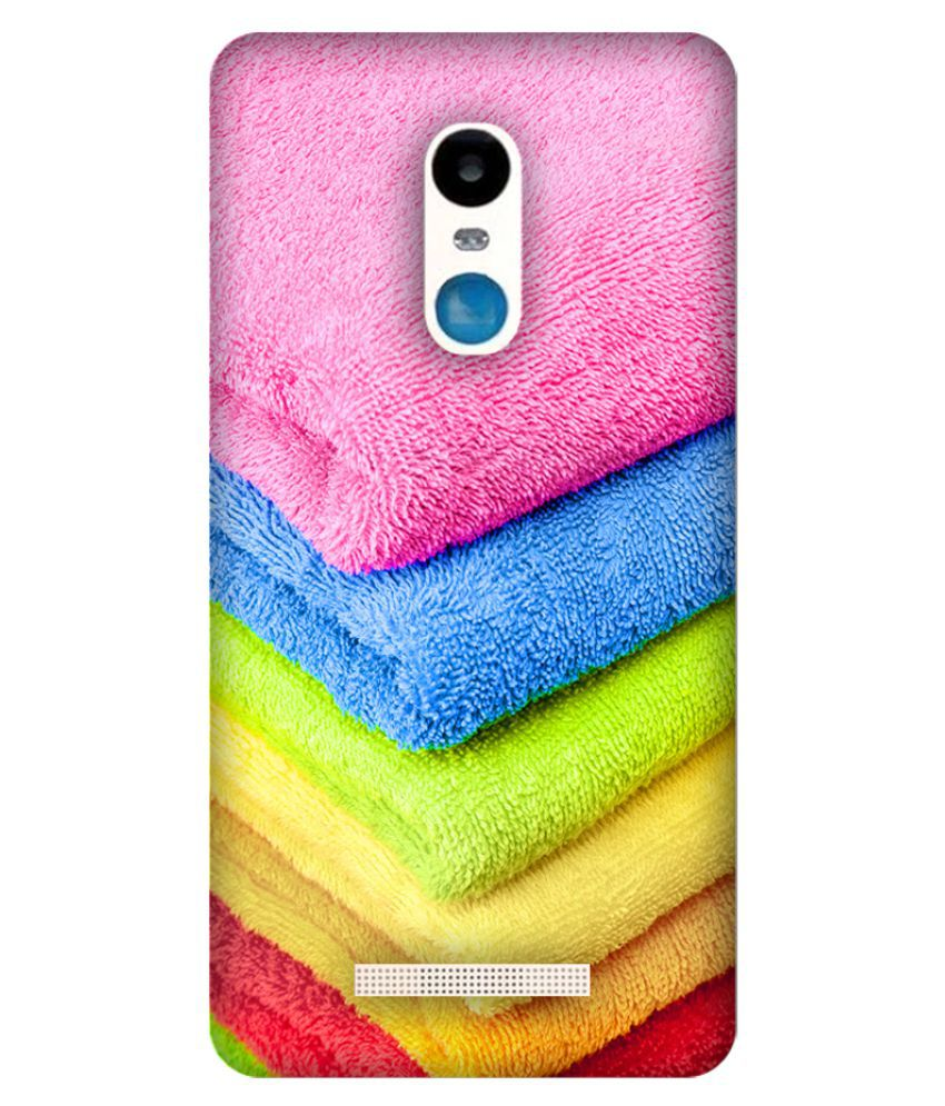 Xiaomi Redmi Note 3 Printed Cover By Manharry