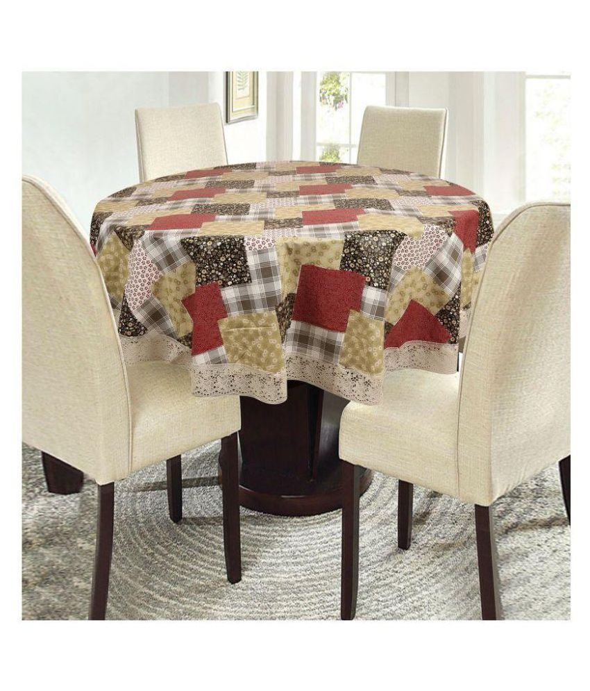 E-Retailer 6 Seater PVC Single Table Covers