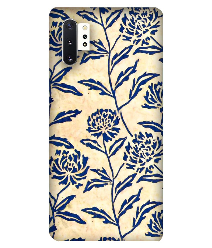 Samsung Galaxy Note 10 Plus Printed Cover By Emble