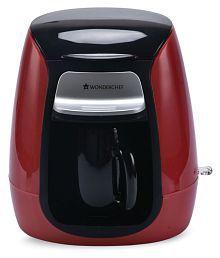 Wonderchef NA 1 -Cups 350 watt Coffee Maker