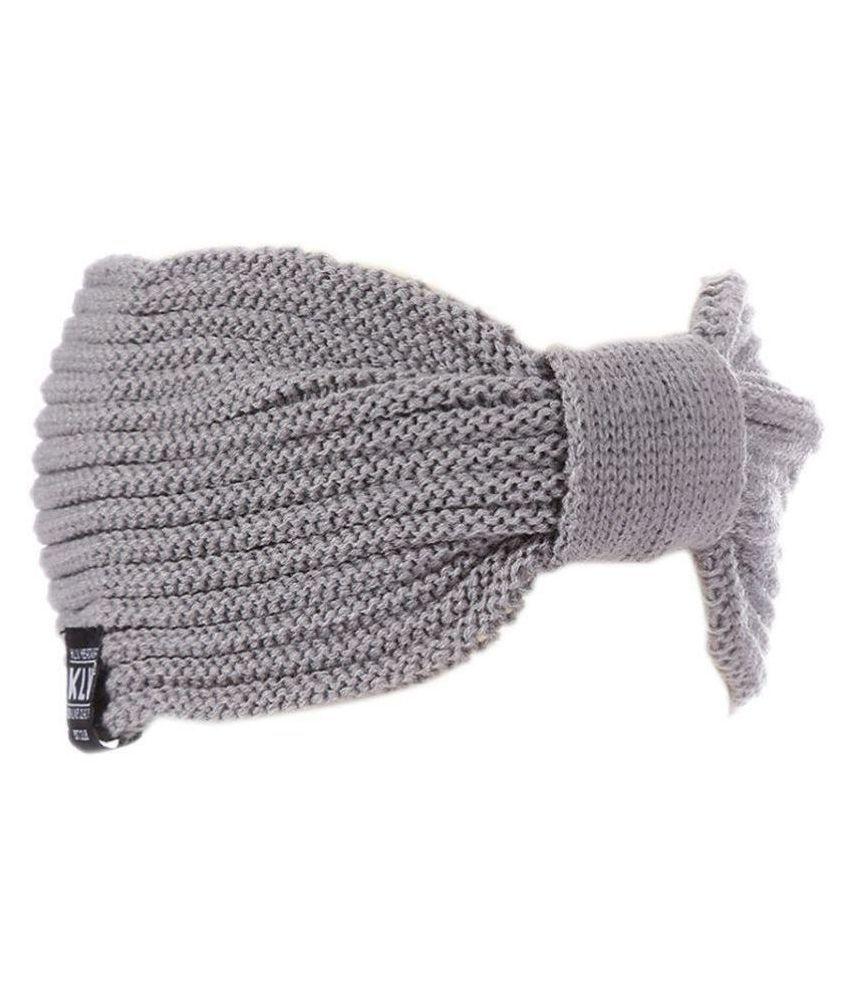 Modo Vivendi | Winter Woolen Solid Autumn Hat | High Quality Fashion Winter Knitted Cap | Female Skullies Beanies