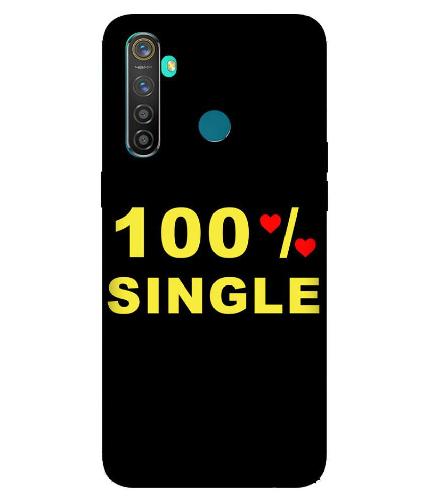 Realme 5 Pro Printed Cover By Emble