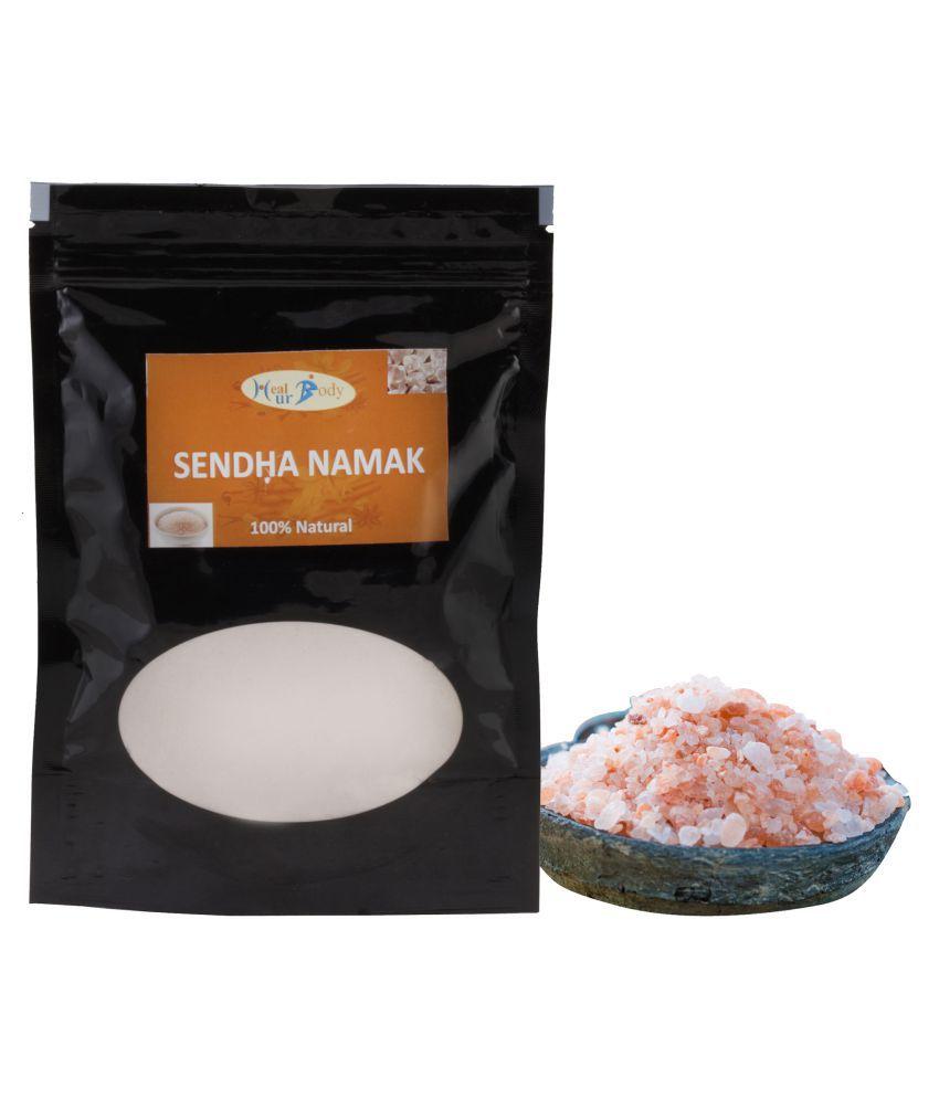 HealUrBody Rock Salt 400 gm Pack of 2