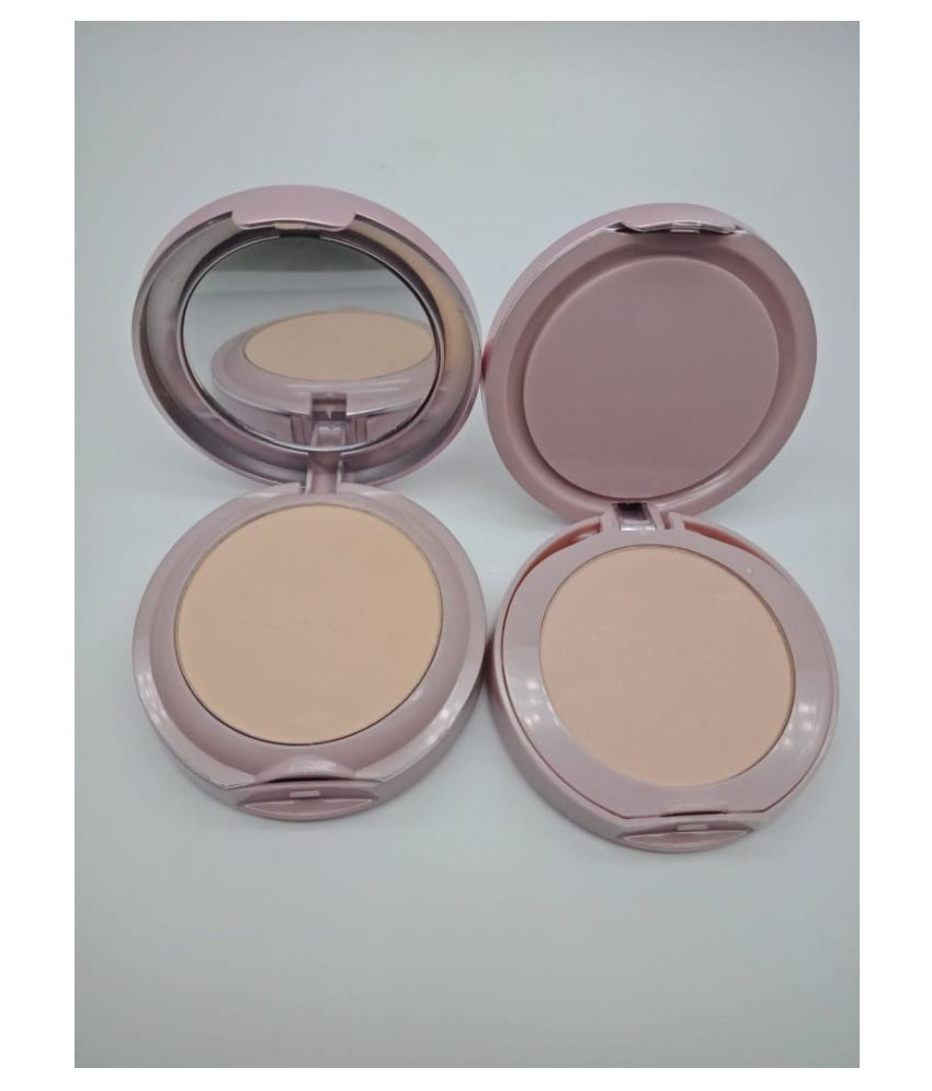 clamy 2in1 oil control compact Pressed Powder Medium 20 g