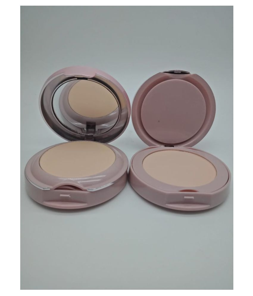 clamy oil control compact Pressed Powder Light 20 g