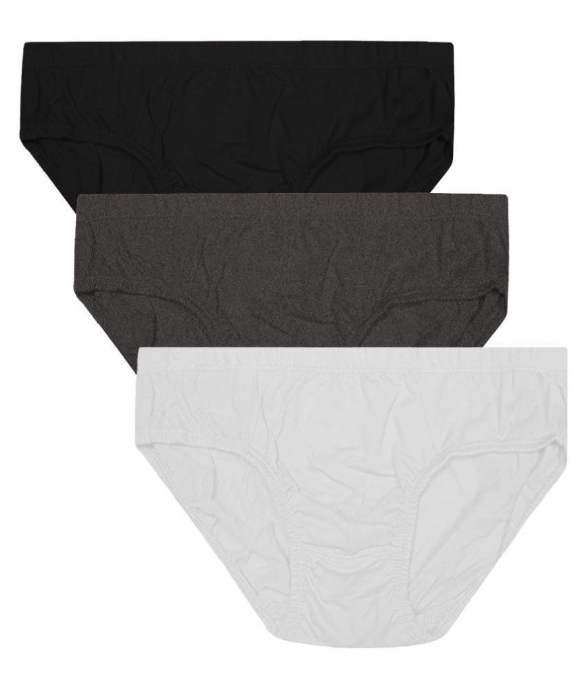 THE BLAZZE Multi Brief Pack of 3