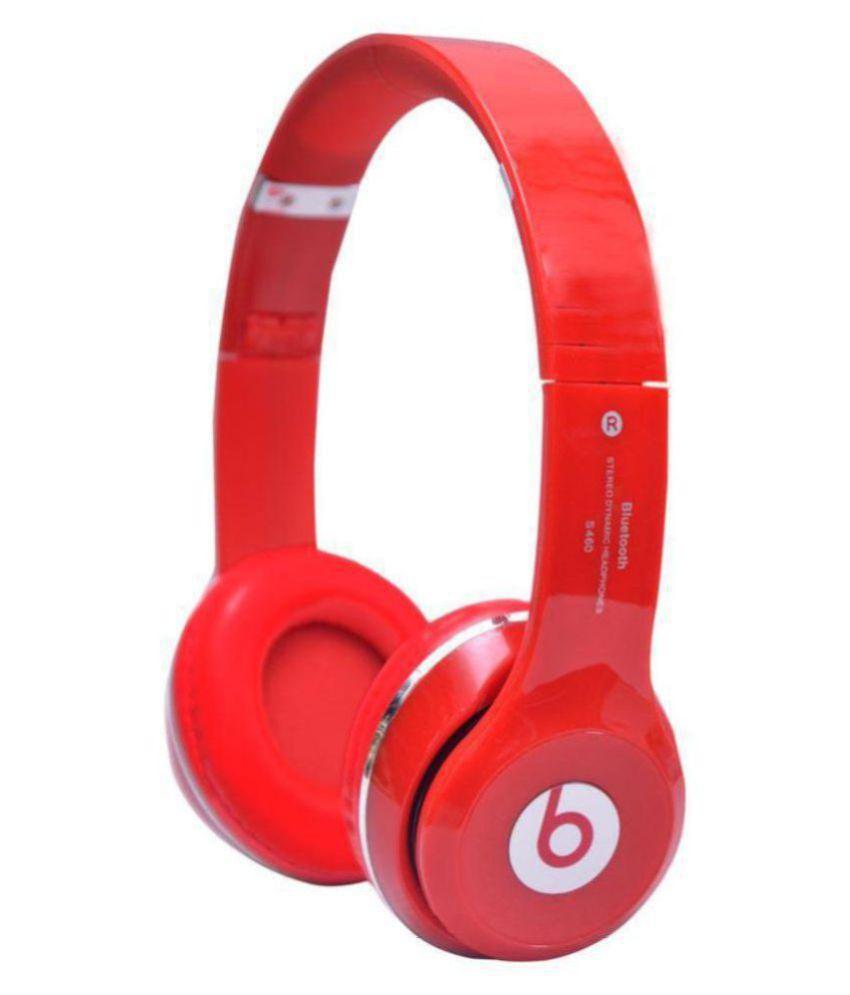 Life Like S460 On Ear Wireless With Mic Headphones/Earphones