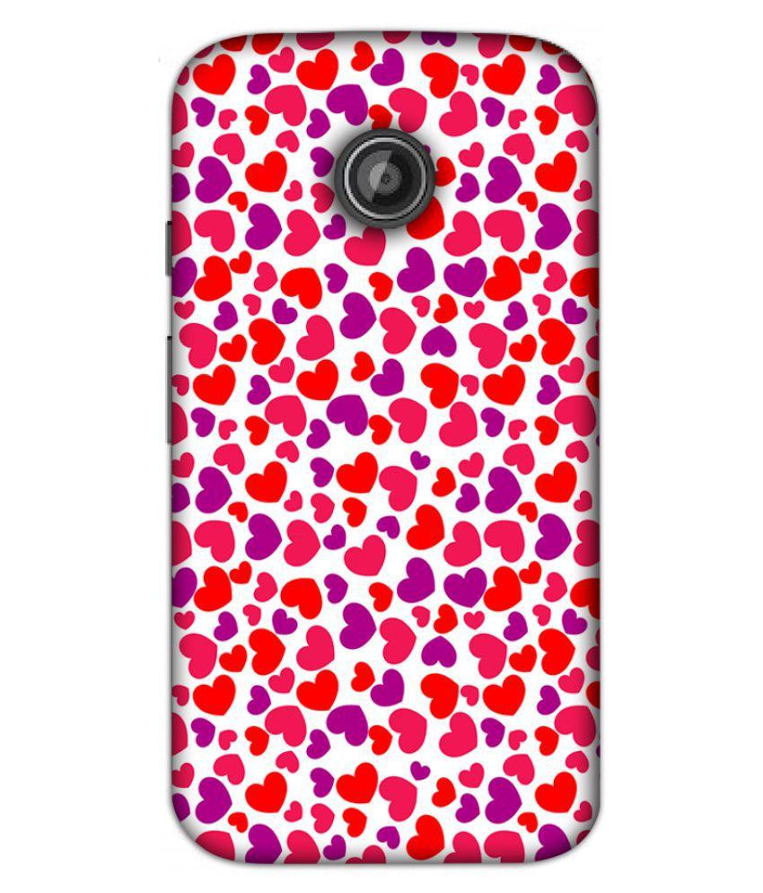 Motorola Moto E2 Printed Cover By Manharry