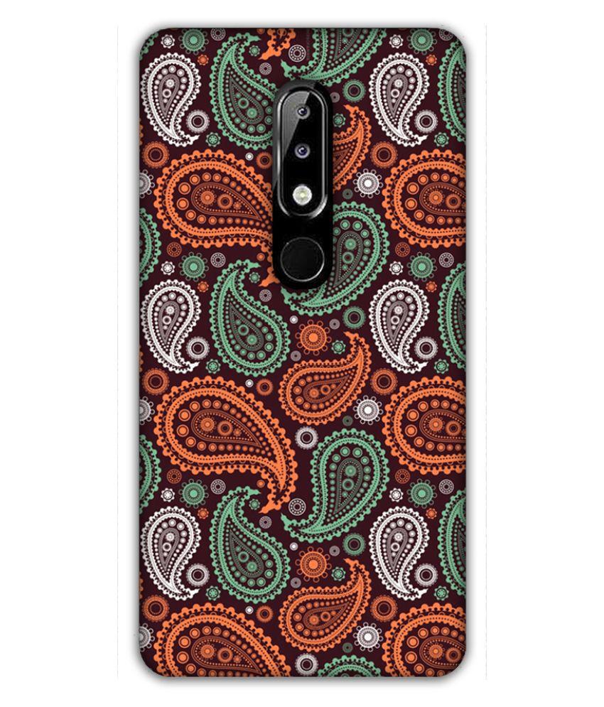 Nokia 6.1 Plus Printed Cover By Manharry