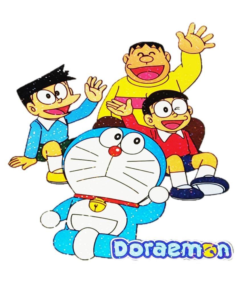 Priceless Stickers for Kids Wardrobes and Birthday Theme Parties Doraemon Print - Buy Priceless Stickers for Kids Wardrobes and Birthday Theme Parties Doraemon Print Online at Low Price - Snapdeal