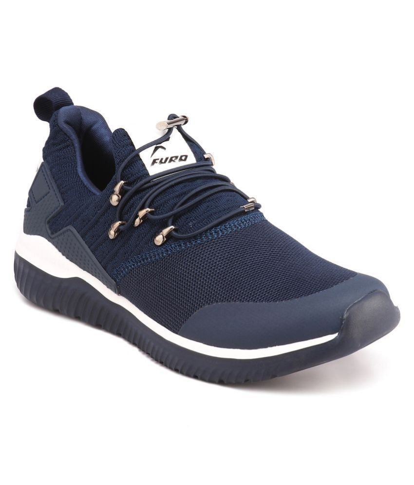 Red Chief W3030 Blue Running Shoes