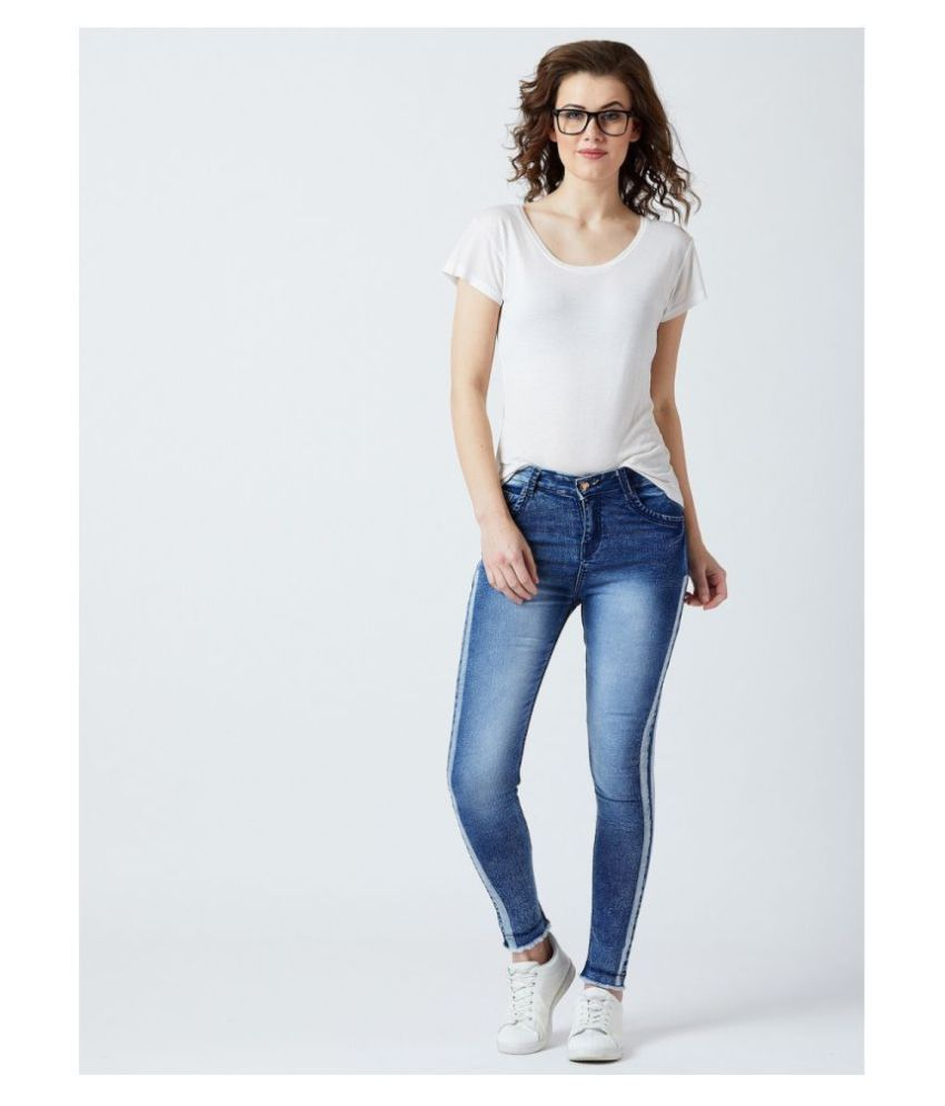 Bombay Clothing Company Denim Jeans - Blue