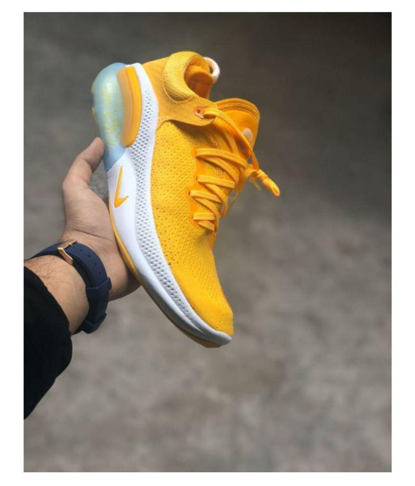 yellow colour shoes online