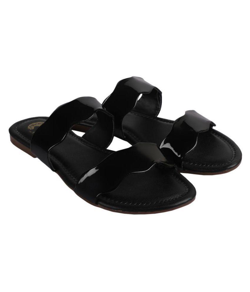 ZAVO Black Slides