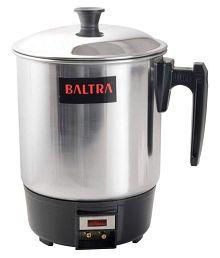 Baltra BHC 103 1.2 Liter 300 Watt Stainless Steel Electric Kettle