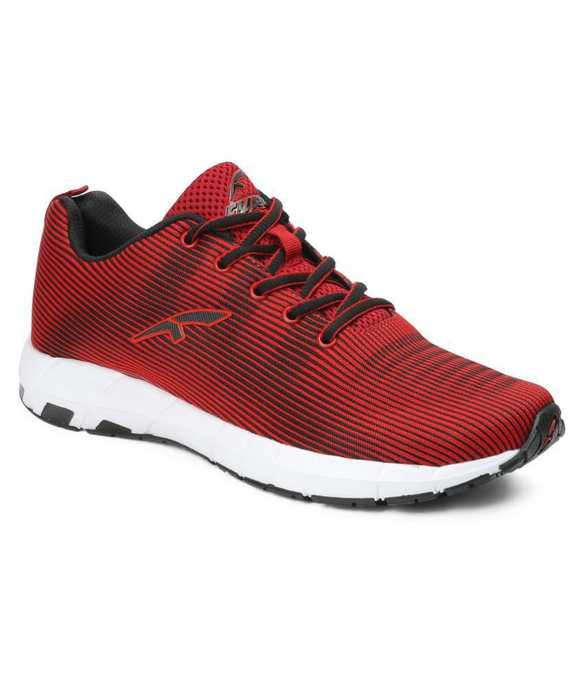 Red Chief R1034 Red Running Shoes