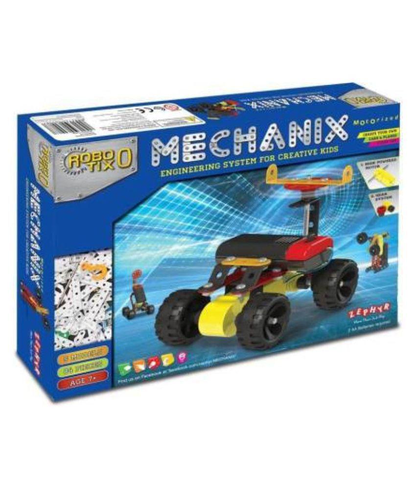 Mechanix Robotix 0