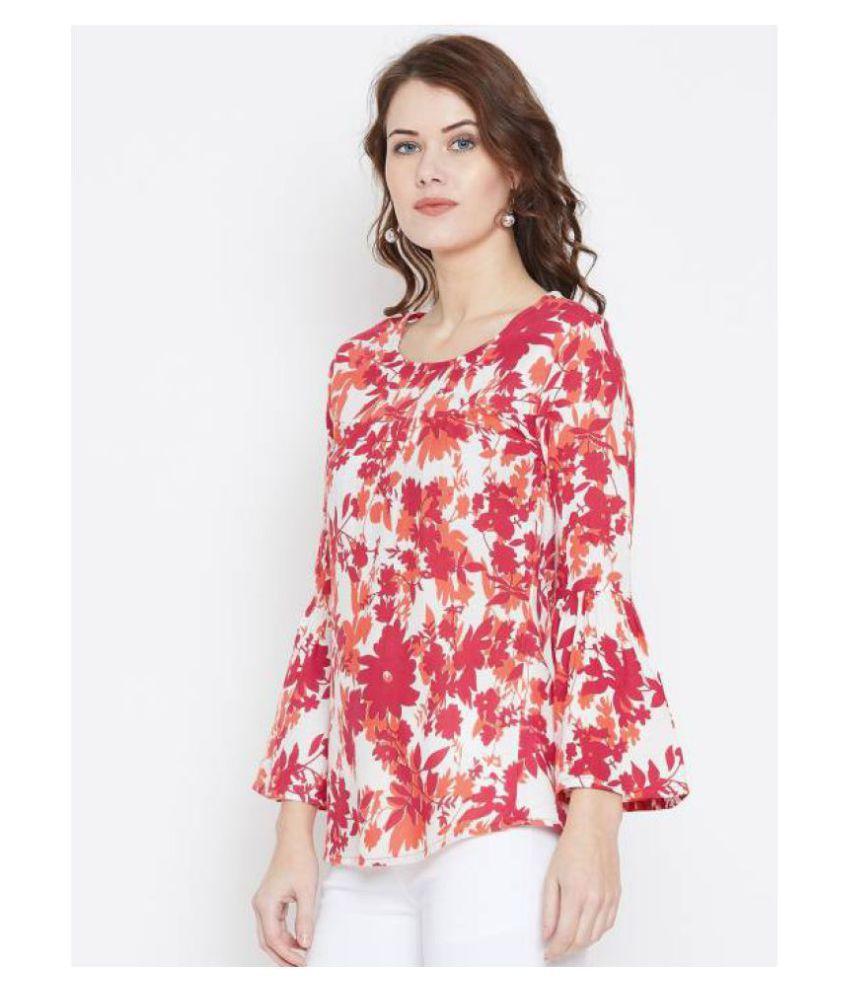 Bombay Clothing Company Cotton Tunics - Multi Color